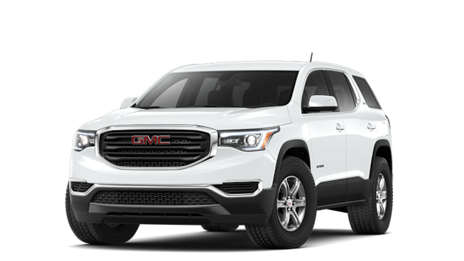 Current Offers & Incentives | Acadia Incentives