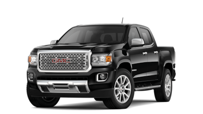 2019 GMC Canyon Denali Crew Cab Short in Black