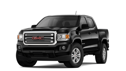 2019 GMC Canyon SLE crew short in black