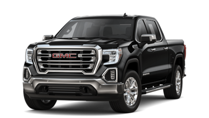 2019 GMC Sierra 1500 SLT Crew Cab Short Premium Plus in Black