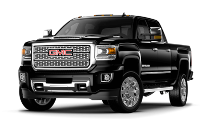 2019 GMC Sierra 2500 Denali Crew Short in Black