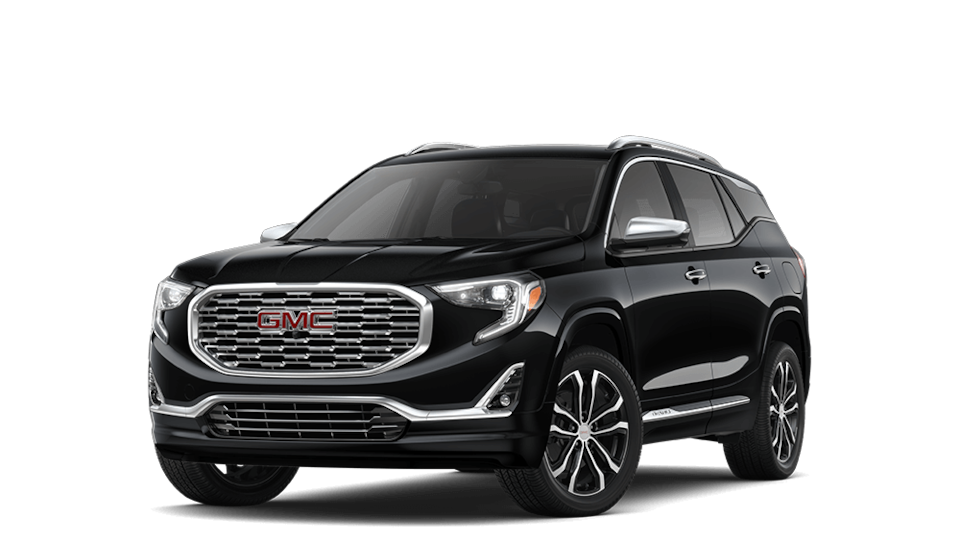 2019 GMC Terrain Denali in Black