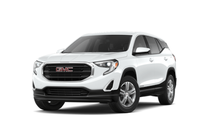 2019 GMC Terrain SLE in White