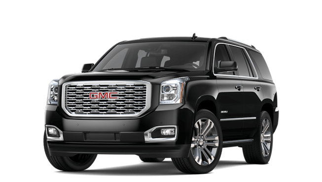 2019 GMC Yukon Denali in Black