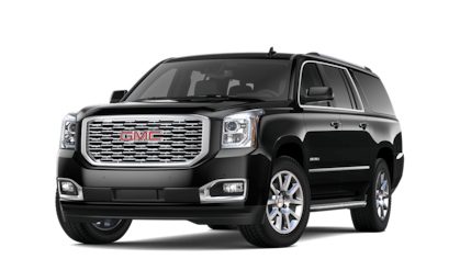 2019 GMC Yukon XL Denali in Black