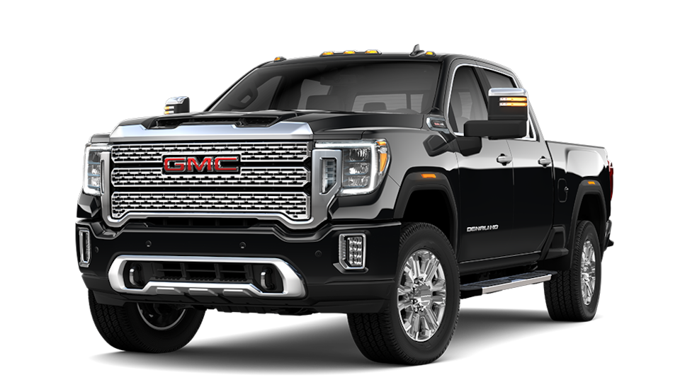 2020 Gmc Sierra Heavy Duty Purpose Built To Trailer Like A Pro