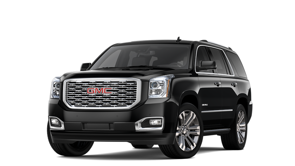 2020 GMC Yukon Denali Ultimate in Black