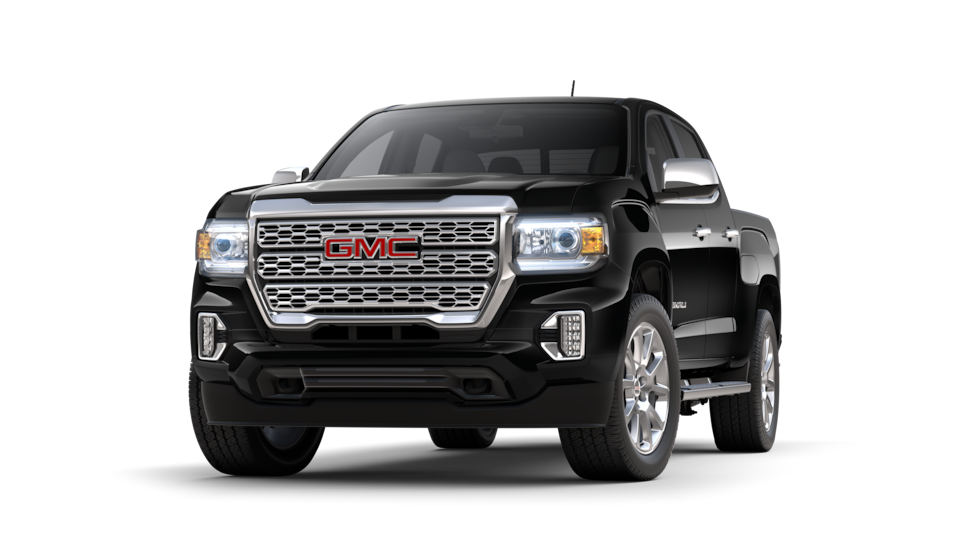 2021 GMC Canyon Denali Crew Cab Short Bed in Black