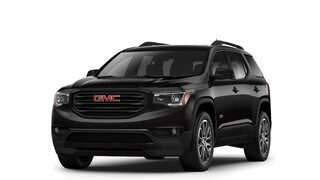 2017 Acadia All Terrain in ebony twilight metallic.