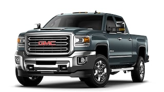 Click to learn more about the 2018 GMC Sierra 2500HD heavy-duty pickup truck.
