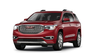 Click to learn more about the 2018 GMC Acadia Denali mid-size luxury SUV.
