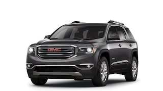 Image of the 2018 GMC Acadia mid-size SUV.