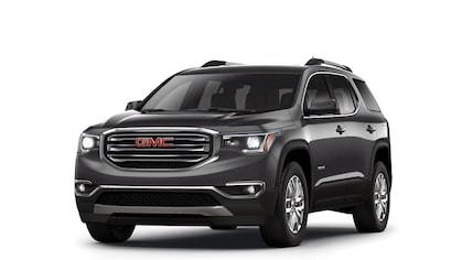 Click to learn more about the 2018 GMC Acadia mid-size SUV.