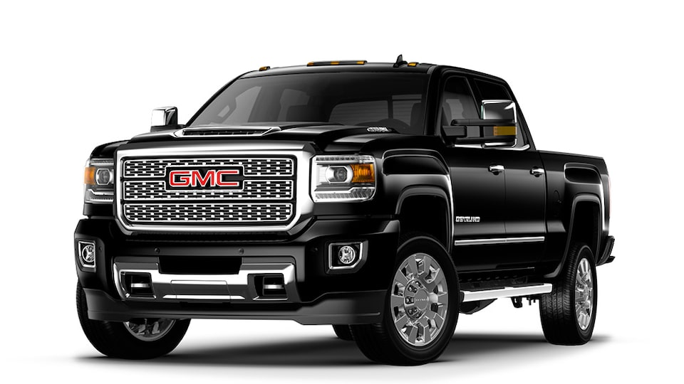 GMC Sierra Heavy Duty Pickup Truck