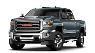 Click to learn more about the 2018 GMC Sierra HD heavy-duty pickup truck.