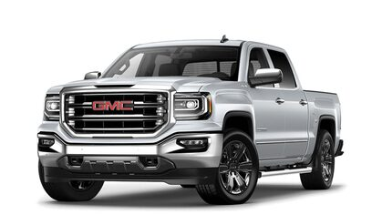 Sierra Gmc 2018 >> 2019 Gmc Sierra 1500 Light Duty Pickup Truck Model Details