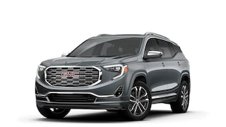 2018 Terrain Denali in graphite gray metallic.