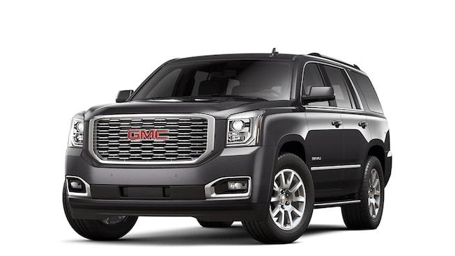 2018 Yukon Denali & Yukon XL Denali: Vehicle Specs Selector