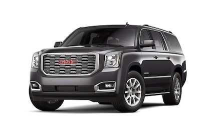 Jellybean image of the 2018 GMC Yukon XL Denali full-size luxury SUV.
