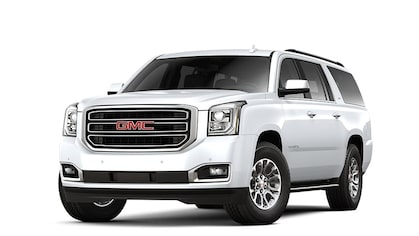 Jellybean image of the 2018 GMC Yukon XL full-size SUV.