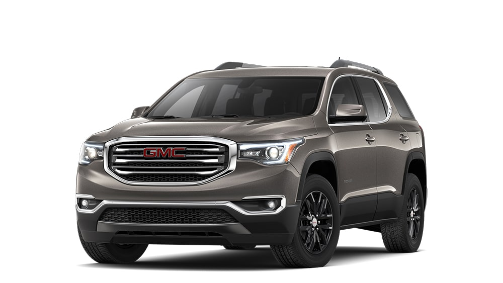 2019 GMC Acadia in Smokey Quartz Metallic