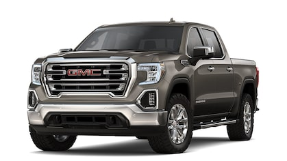 Click to learn more about the 2019 GMC Sierra 1500 light-duty pickup truck.