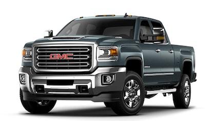 2019 Gmc Sierra Denali Hd Heavy Duty Luxury Truck Model