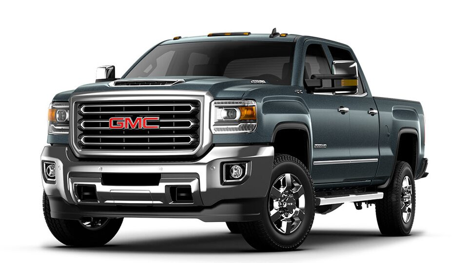 2019 GMC Sierra 2500HD in Dark Slate Metallic