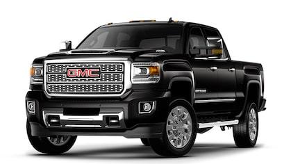 2019 GMC Sierra HD: Heavy-Duty Pickup Truck | Model Details