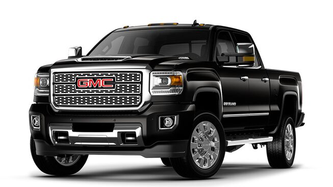 2019 GMC Sierra Denali HD: Heavy-Duty Luxury Truck | Model ...