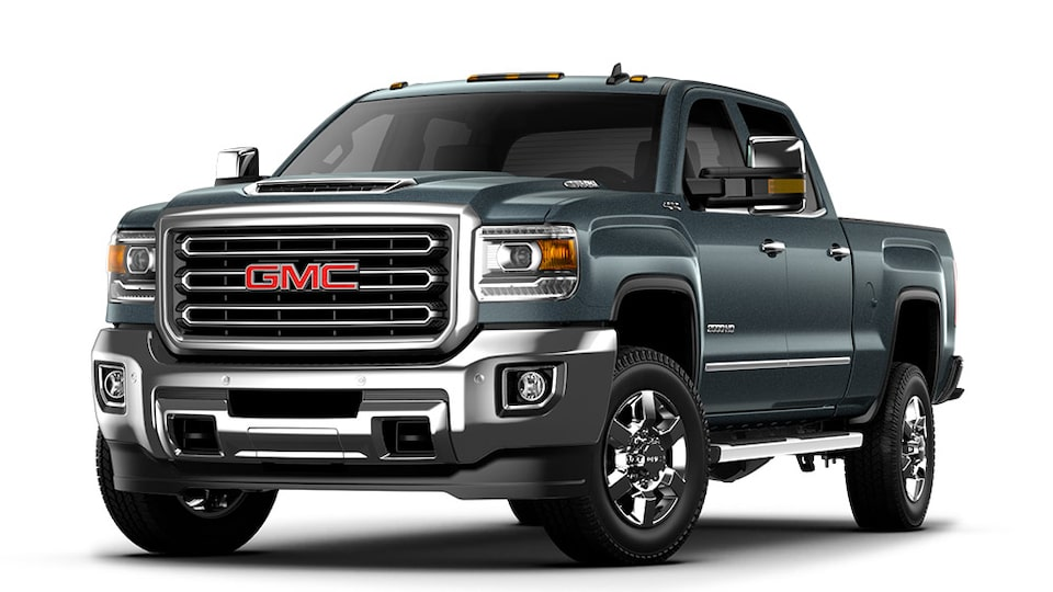 2019 GMC Sierra 2500 HD Truck in Dark Slate Metallic