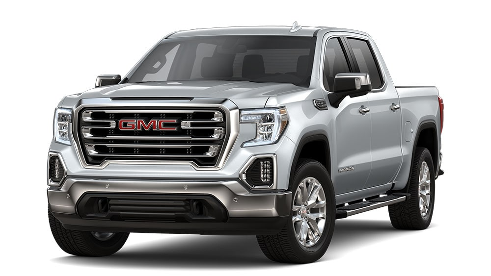 2019 GMC Sierra 1500 in Quicksilver Metallic