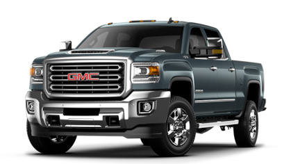 Click to learn more about the 2019 GMC Sierra 1500 heavy-duty pickup truck.