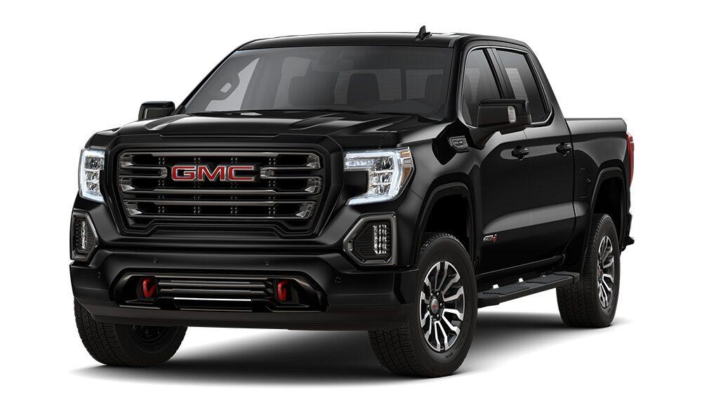 2019 GMC Sierra 1500 Light-Duty Pickup Truck | Model Overview