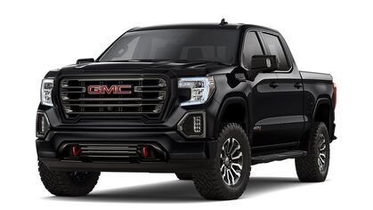 2019 GMC Sierra AT4 Off-Road Pickup Truck.