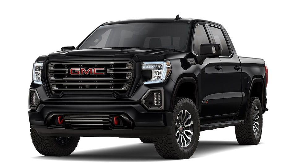 2019 GMC Sierra 1500 AT4 Truck in Black