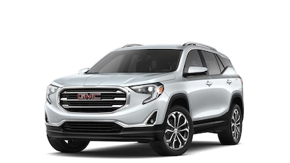 Click to learn more about the 2019 GMC Terrain small SUV.