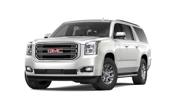 Image of the 2019 GMC Yukon XL