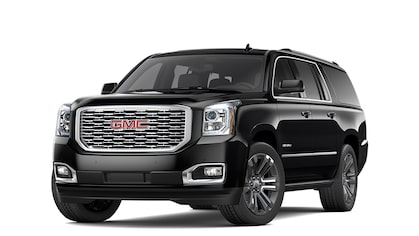 2019 GMC Yukon Denali XL full-size luxury SUV.