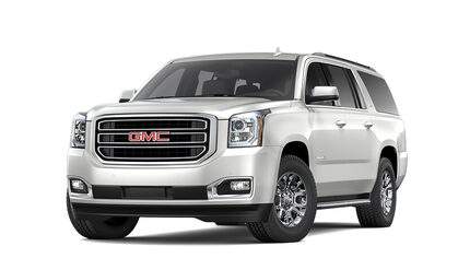 2019 GMC Yukon XL full-size SUV.