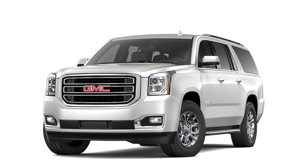 2019 GMC Yukon XL full-size SUV