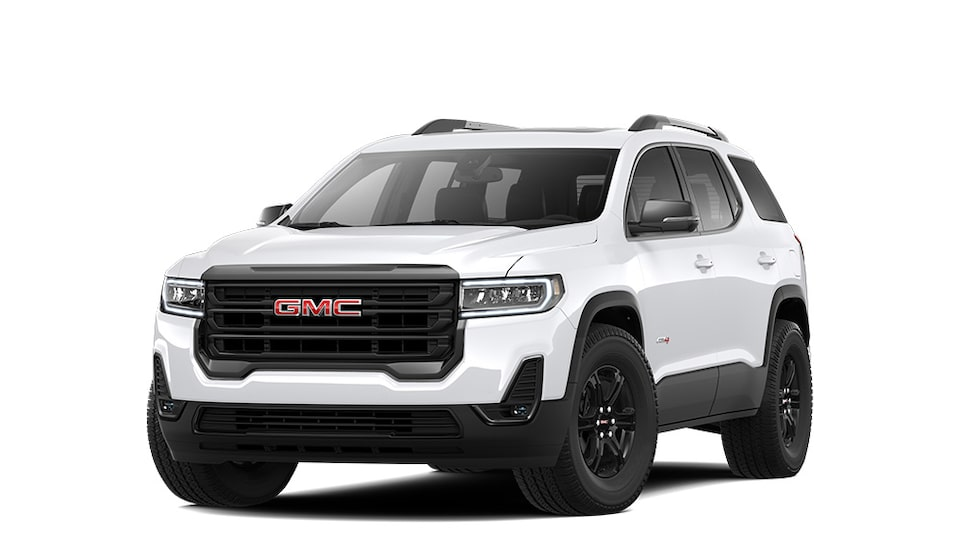 2020 GMC Acadia AT4 in Summit White