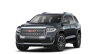2020 GMC Acadia Denali Luxury Mid-Size SUV in carbon black metallic