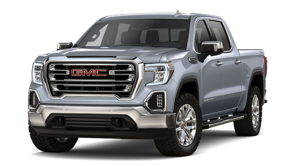 2020 GMC Sierra 1500 Pickup Truck in satin steel metallic