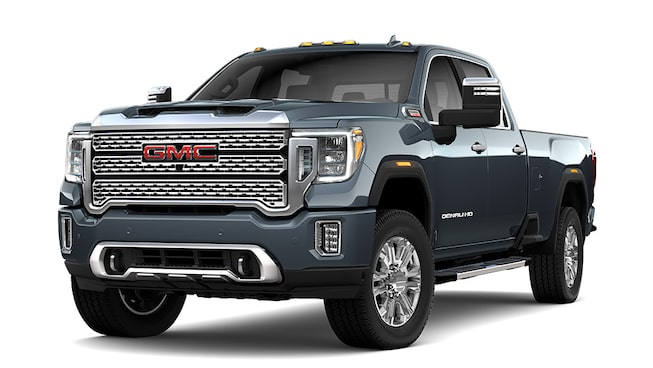 2020 GMC Sierra 2500HD Denali in Dark Sky Metallic