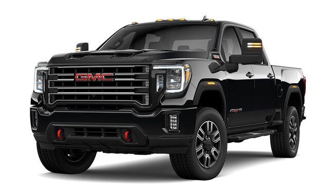 Vehicle Accessories | 2020 Sierra AT4 2500HD & 3500HD | Truck