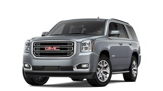 2020 GMC Yukon Denali full size SUV satin steel metallic for model details page