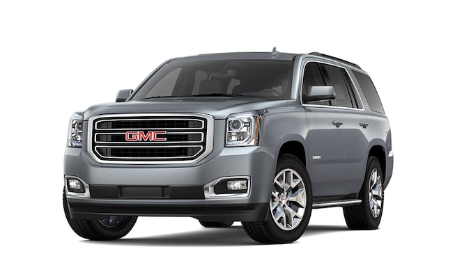 2020 GMC Yukon satin steel metallic