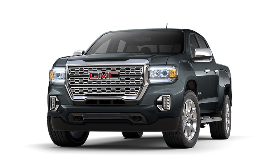 Model Overview First Ever Gmc Canyon At4 Off Road Truck