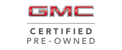 GMC Certified Pre Owned Vehicles